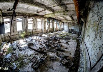 Tchernobyl tourisme
