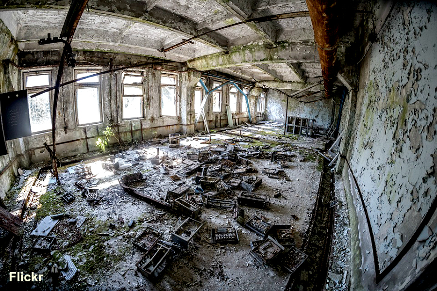 Tourisme : des vacances à Tchernobyl ?