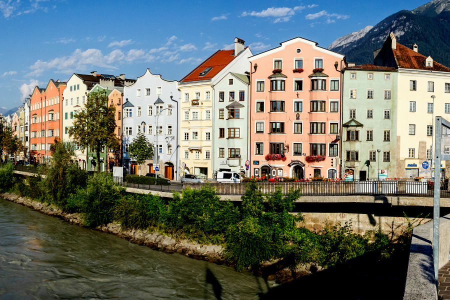 Autriche : VIDEO Innsbruck