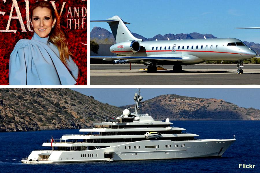 Vacances de riches