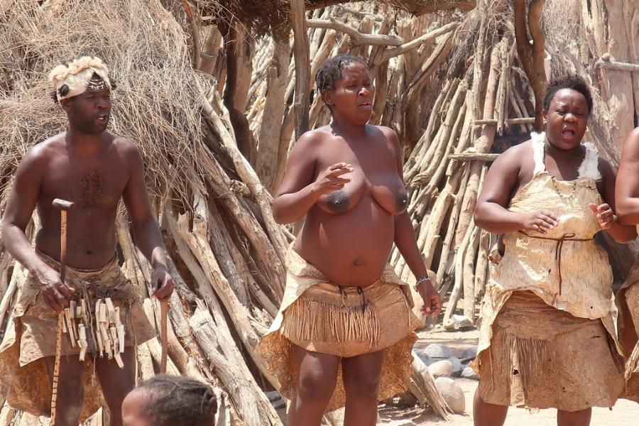 Afrique : VIDEO Namibie (tribu)
