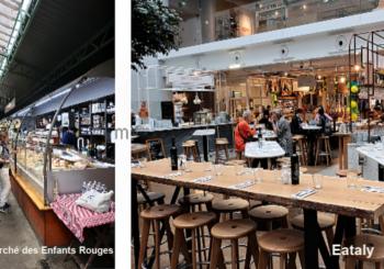 Paris gastronomie