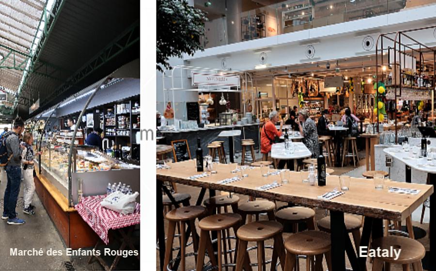 Paris : le boom des espaces gourmands