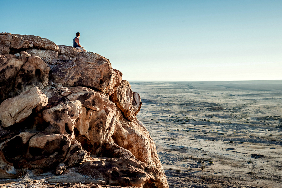 Namibie : Skeleton Coast