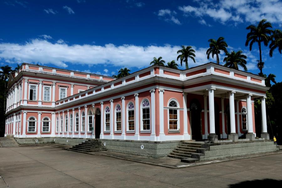 Brésil : VIDEO Petrópolis