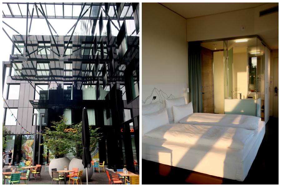 Aja-Hôtel : un bon plan à Zurich