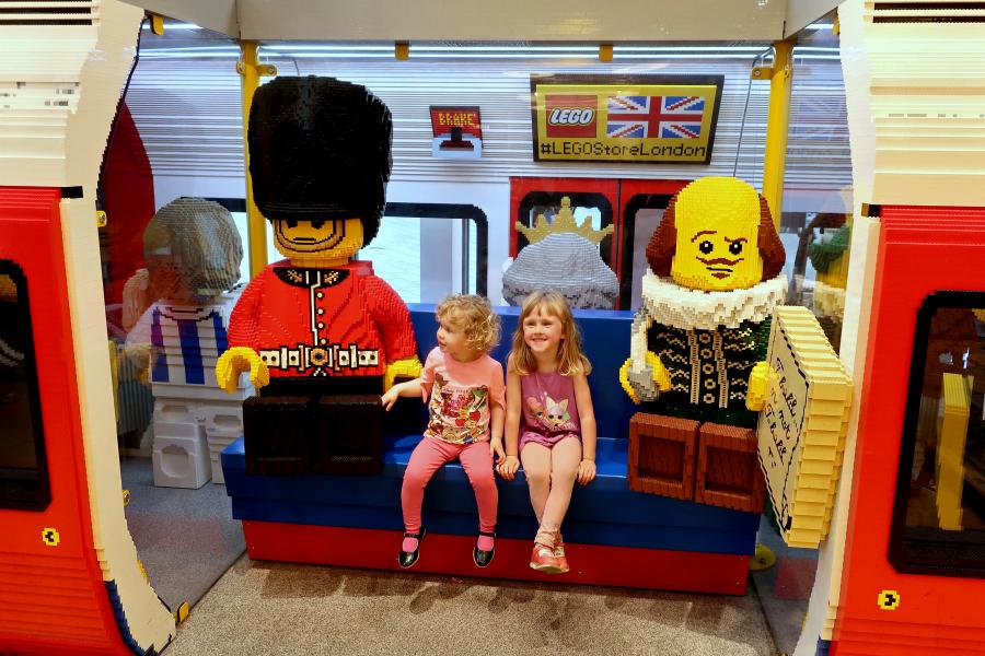 Grande-Bretagne : Londres en famille