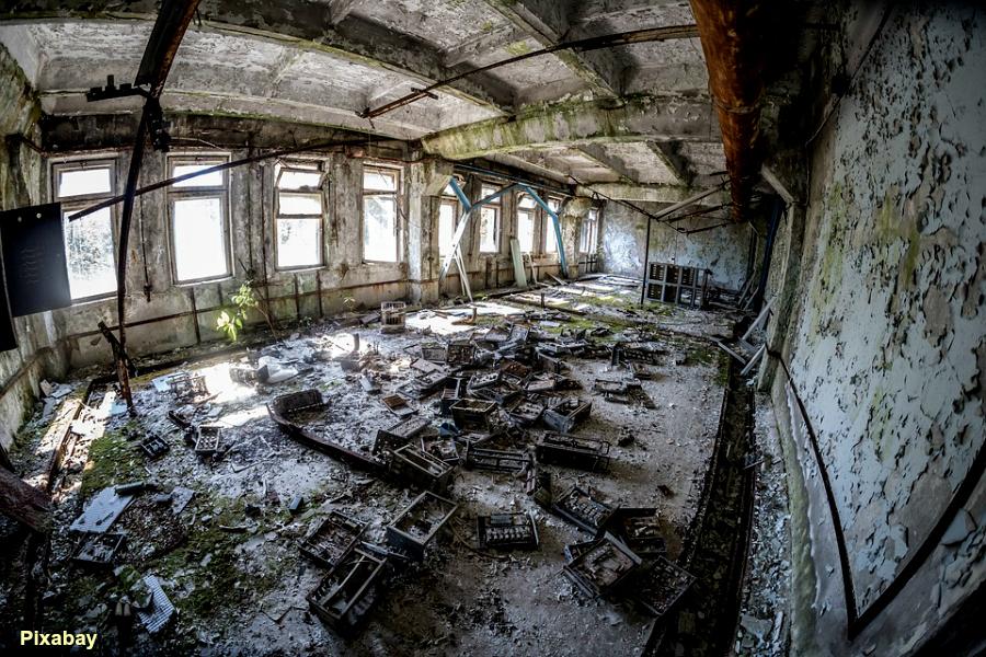 Tourisme à Tchernobyl