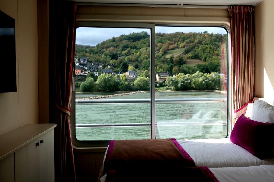 Croisière : sur le Rhin romantique