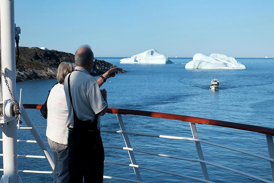 Groenland : VIDEO la faune et la flore