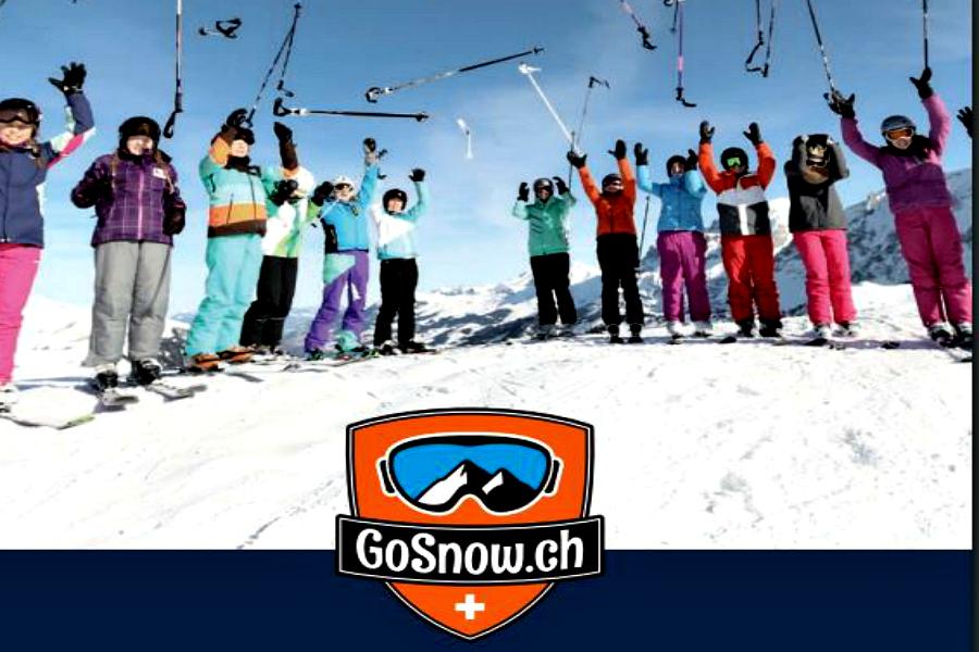 Sports d'hiver en Suisse