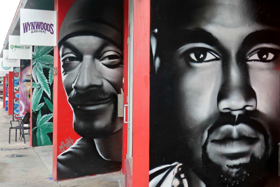 USA : VIDEO Miami (Windwood)