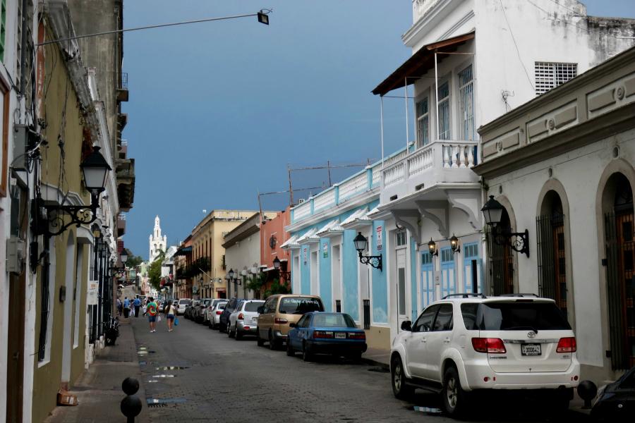 République dominicaine : VIDEO Santo Domingo