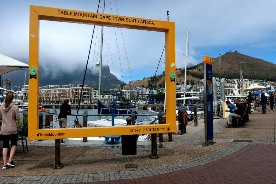 Afrique du Sud : Cape Town