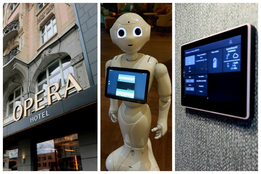Opéra : l'hôtel du futur est à Zurich