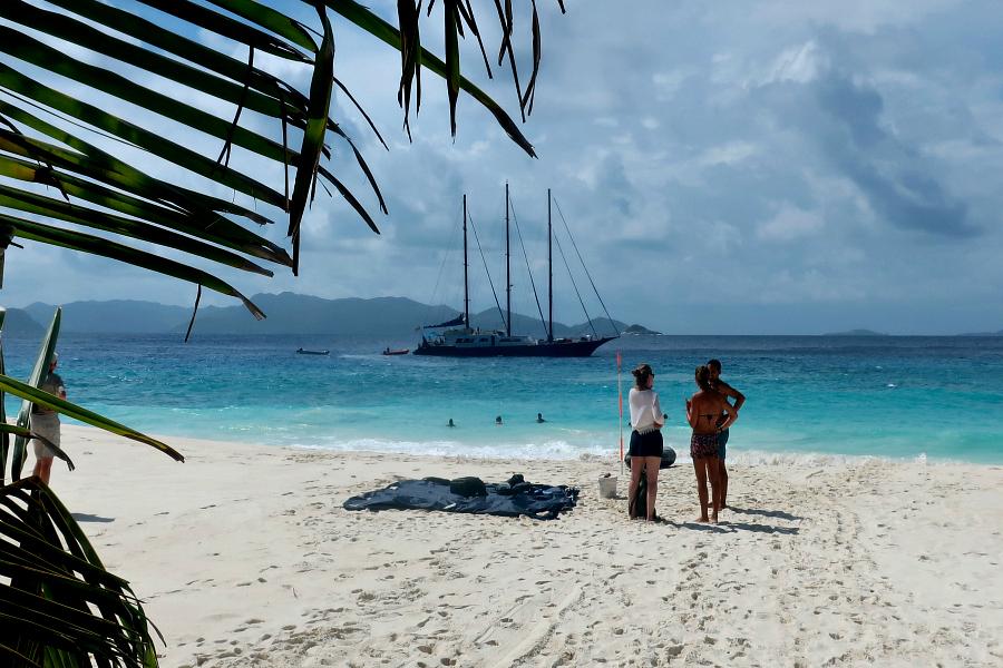 Seychelles : VIDEO croisière Sea Star