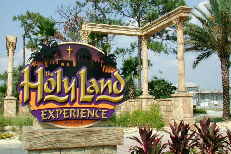 USA : Orlando (parc HolyLand)