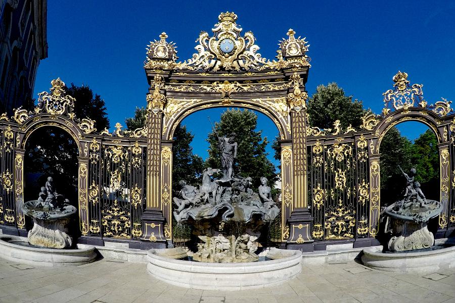 France : Nancy