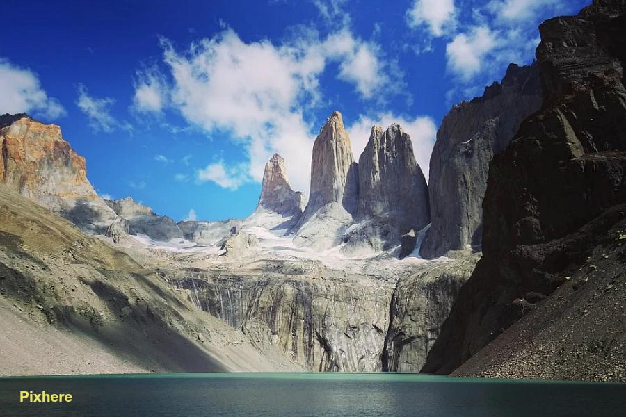 Argentine/Chili : Patagonie