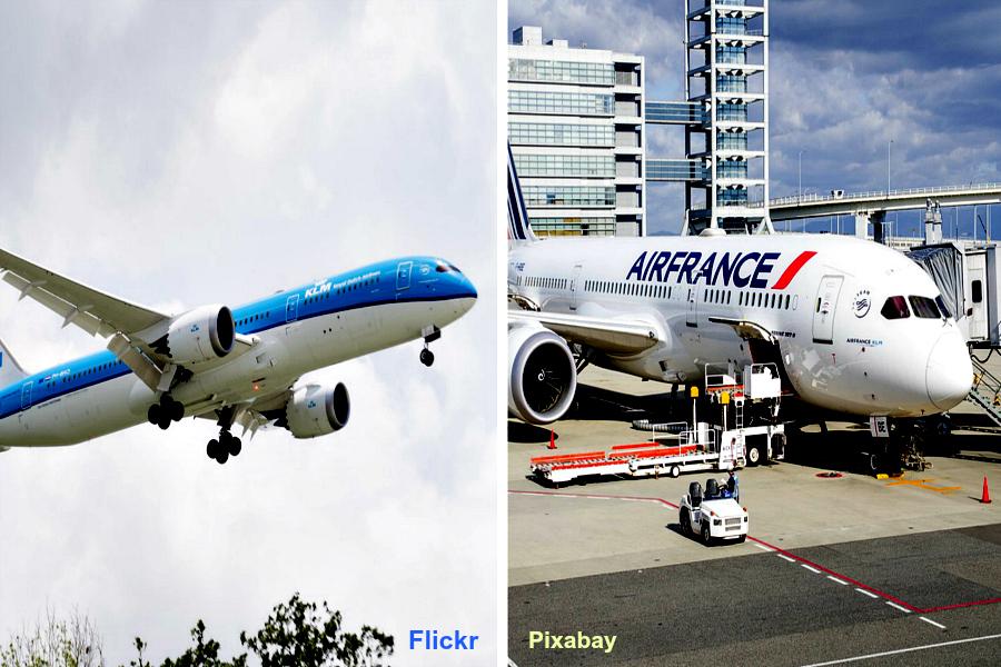 Covid-19 : des milliards pour Air France / KLM