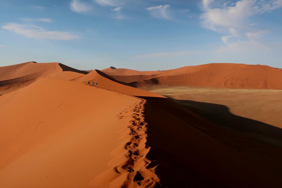 Afrique : Namibie (désert)