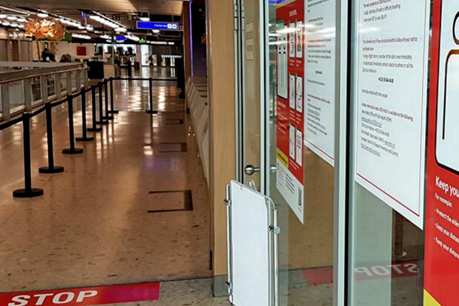 Covid-19 : à quoi ressemblera l'Aéroport ?