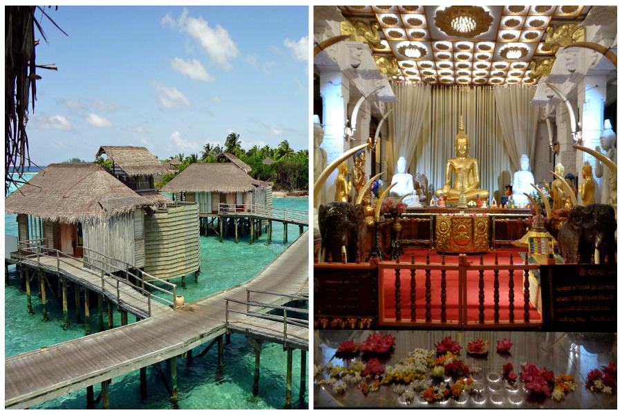 Réouverture des Maldives et du Sri Lanka