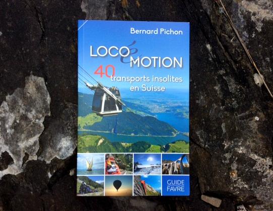 Loco(é)motion : 40 transports insolites en Suisse