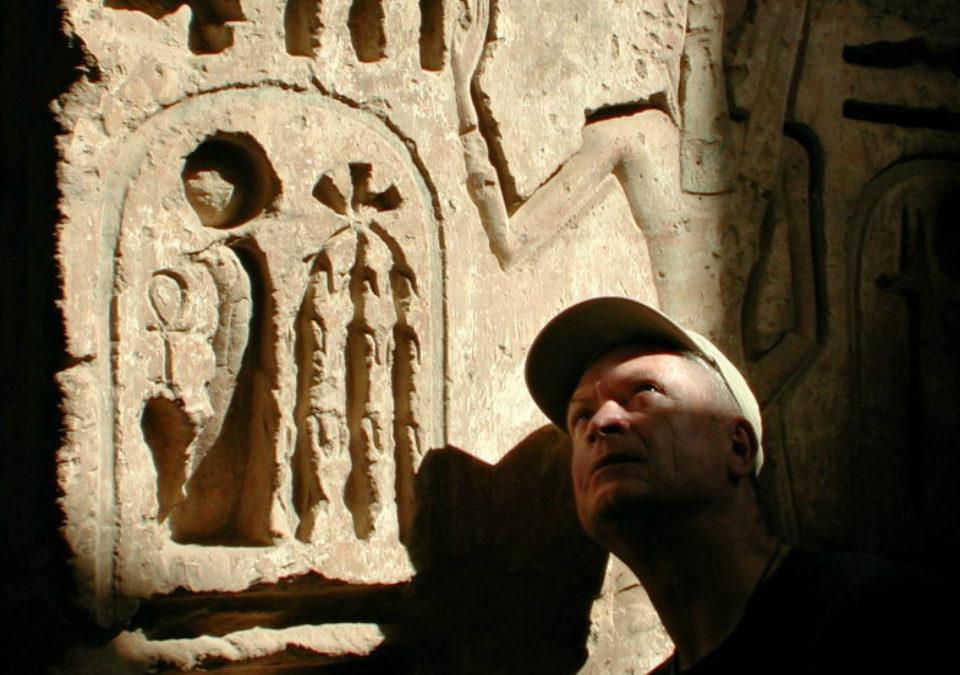 Sur la trace des pharaons