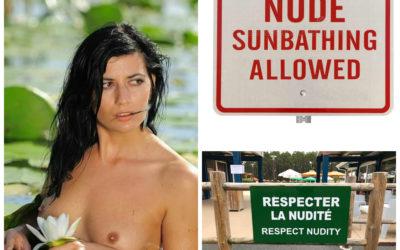 Vacances naturistes : une philosophie de vie ?