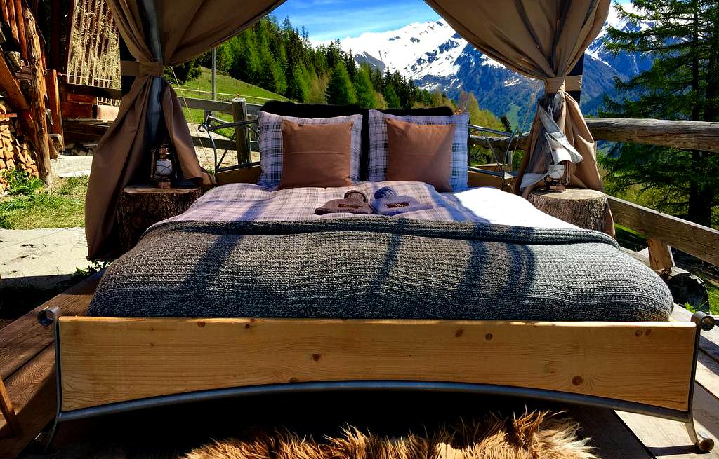 Le camping 5 étoiles en Suisse et en France