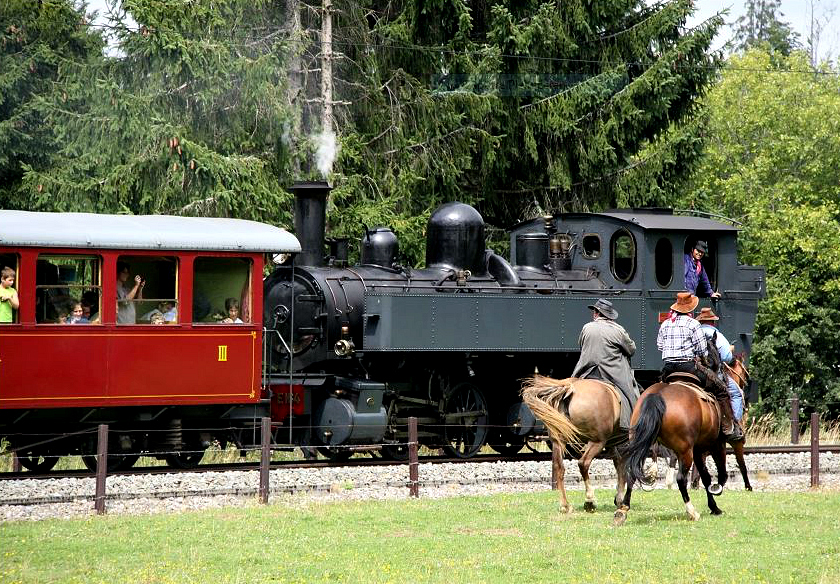 Vacances en Suisse : aventures familiales au Jura