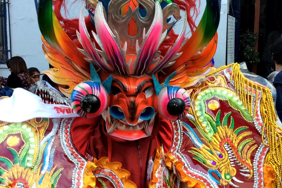 Pérou : VIDEO Cuzco (la fête)