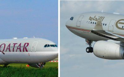 Covid-19 : Qatar et Etihad réactifs