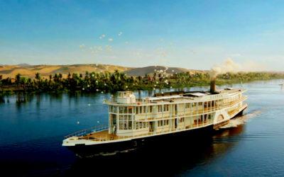 Voyager sur les traces d'Agatha Christie et de « Mort sur le Nil »