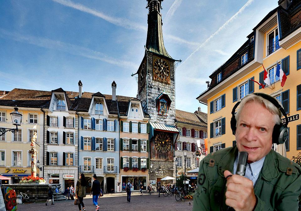 Suisse : les secrets de Soleure / Podcast