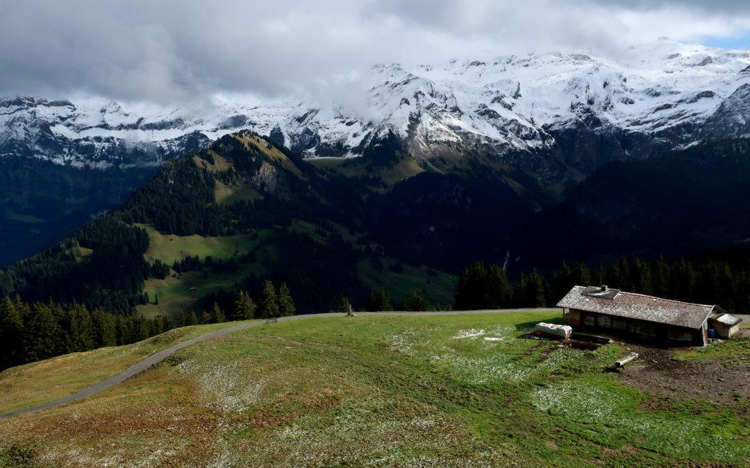 Suisse : la Lenk en arrière-saison