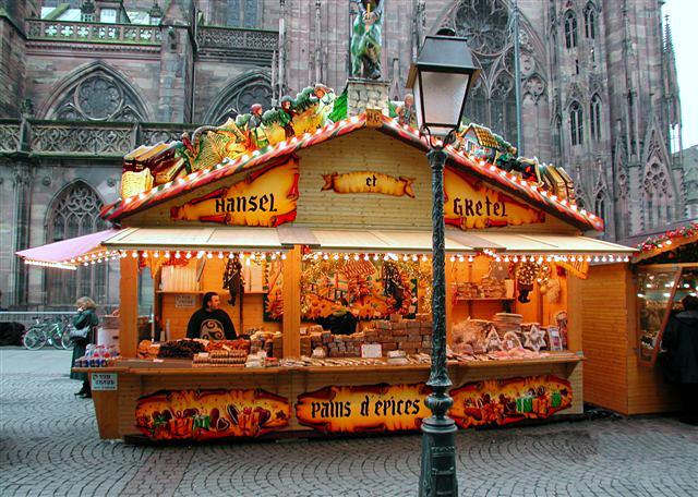 Aurons-nous des marchés de Noël ?