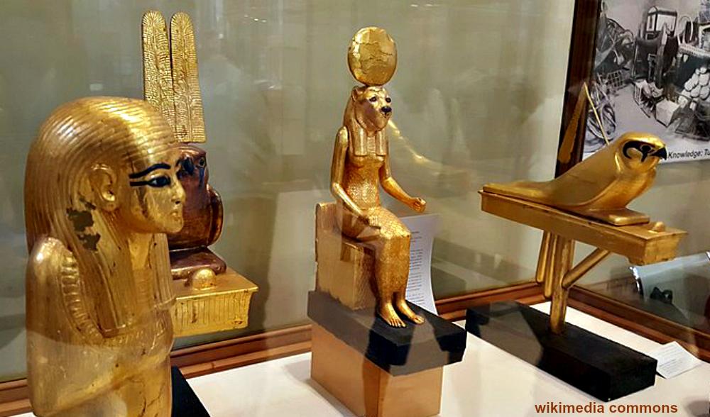Egypte : des animaux et des dieux