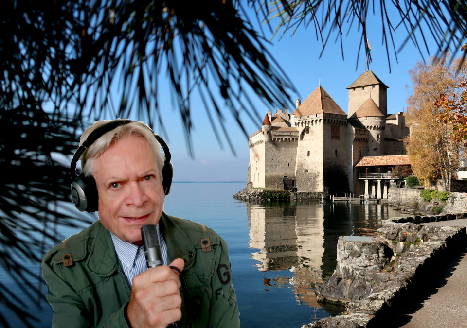 Suisse : les secrets de Chillon / Podcast