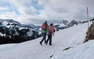 Suisse : une randonnée facile au Col du Jaun