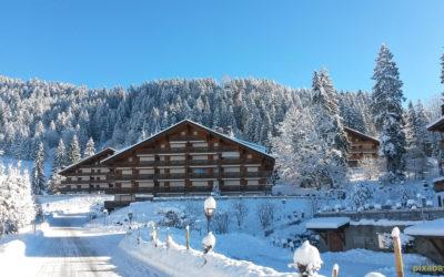 Suisse :  dormir à la montagne pour 1.- CHF la nuit !
