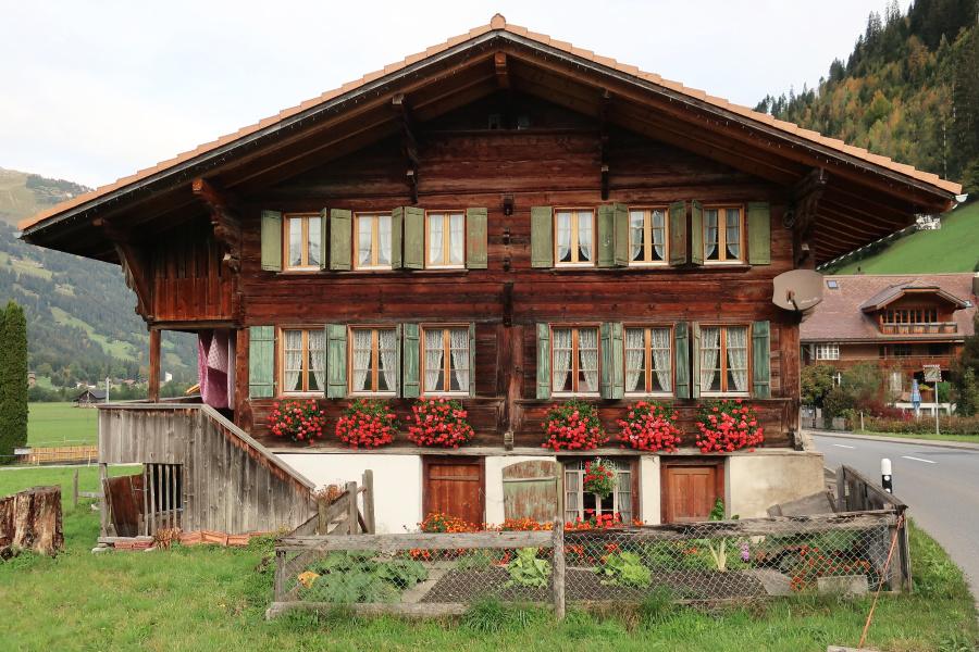 Suisse : VIDEO La Lenk