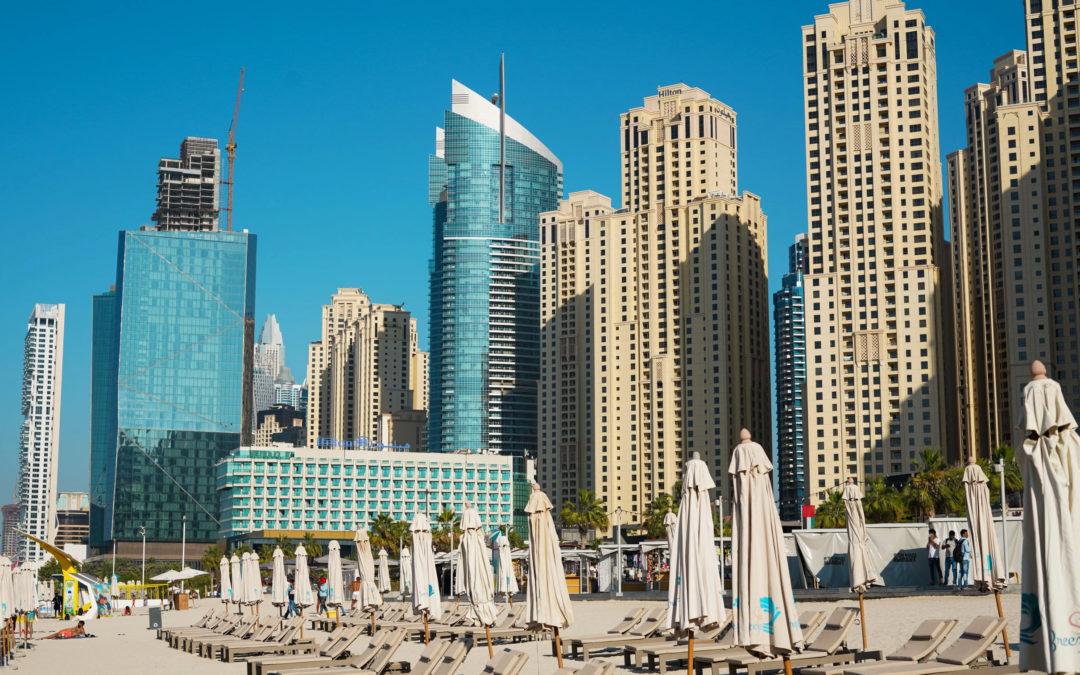 Covid-19 à Dubaï : finie, la récré !