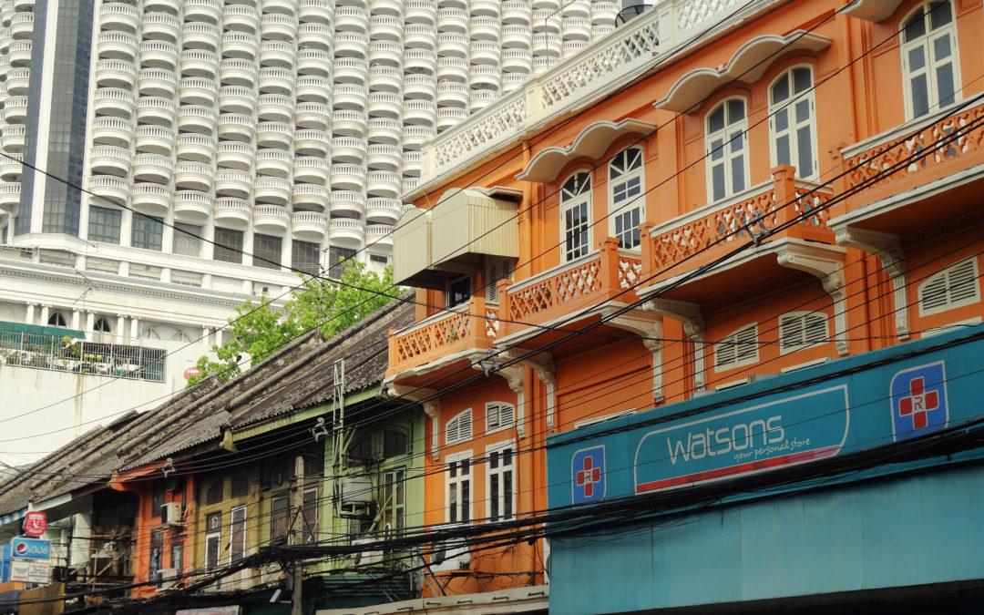 Bangkok : un siècle de métamorphose