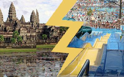 Angkor, nouveau Tchernobyl culturel ?