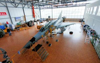 Payerne : Musée de l'aviation militaire