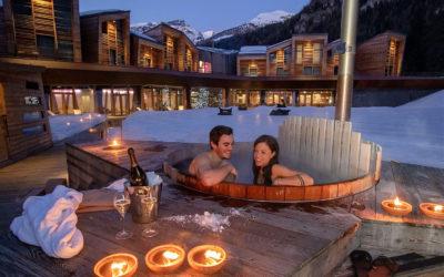 Suisse : hôtels insolites