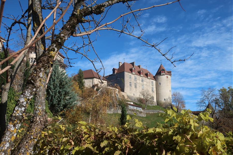 Suisse : VIDEO Gruyères