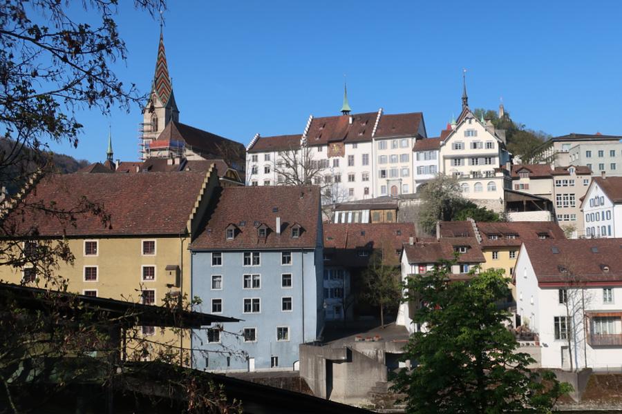 Suisse : VIDEO Baden